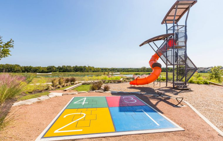 Orchard Park Playground